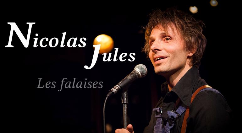 Nicolas Jules : Les Falaises