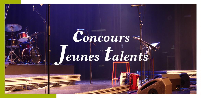 Concours Jeunes Talents
