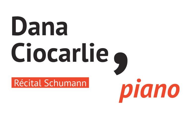 Dana Ciocarlie, piano