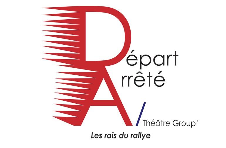 Départ arrêté, Les rois du rallye / Théâtre Group'