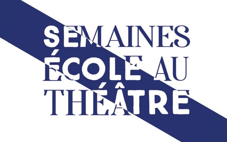Semaine Ecole au Théâtre
